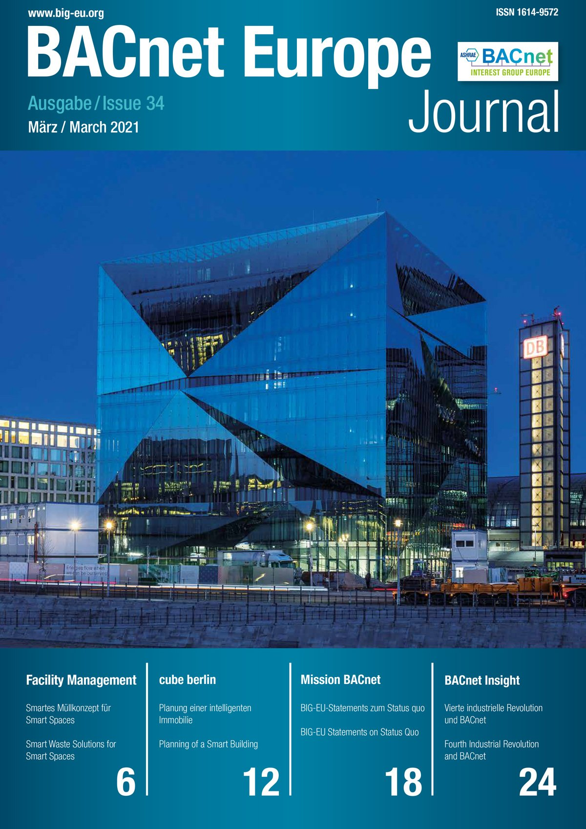 BACnet Europe Journal 34