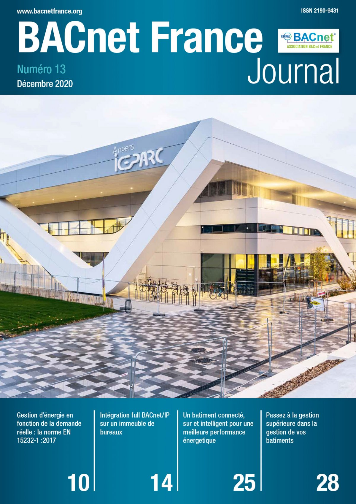 BACnet France Journal 13