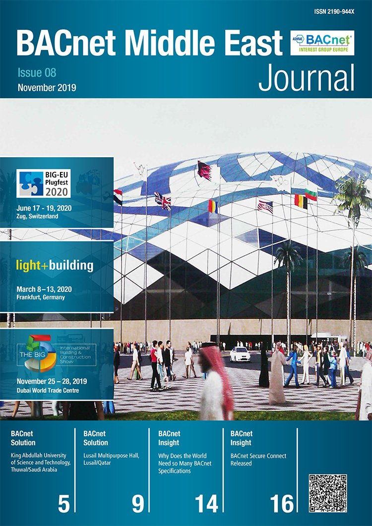 BACnet Middle East Journal 08